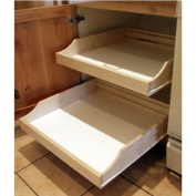 Rolling Shelves RSRTL203 Do-It-Yourself Cabinet Pull-Outs, 80cm . W x 60cm . D Finished, Each