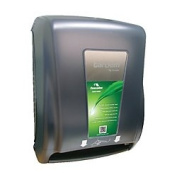 Cascades(R) Tandem(R) 40% Recycled Touchless Electronic Towel Dispenser, Smoked Grey