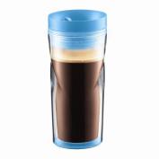 BODUM Anywhere Travel Mug with Spill Proof Locking Lid, 0.35 l, 350ml
