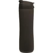 Aladdin Black Stainless Steel Flip and Sip Vacuum Mug, 350ml