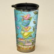 Lang Artisan Embrace The Day Traveller Mug