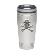 Skull and Bones Thermal Drink