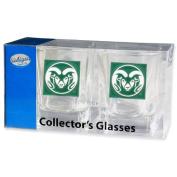 NCAA Colorado State Rams Shot Glass Set