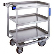 140cm Stainless Steel Utility Cart - Lakeside 559