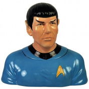 "Westland Giftware Star Trek Spock Cookie Jar, 20cm x 30cm x 13"""