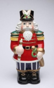 Cosmos Gifts 56801 Nutcracker Cookie Jar, 37cm