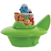Westland Giftware Ceramic Cookie Jar, 23cm , The Jetsons Spaceship