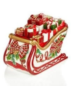 Charter Club, Holiday Figural Sleigh Cookie