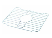 Better Houseware Sink Protector in White