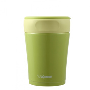 Zojirushi SW-GA36-GF Stainless Steel Food Jar, Avocado Green