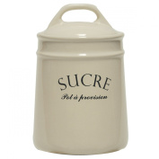 Sucre French Style Old World Sugar Canister