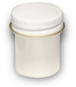 Plastic Jar With Convenient Screw-top Lid Holds Liquids Or Small Parts, 30ml Size