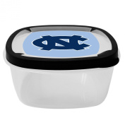 NCAA North Carolina Tar Heels Large Square Plastic Container