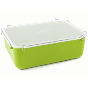 ClickClack Everyday Storage Container, 5.7l, Green