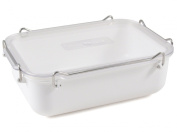 ClickClack Everyday Storage Container, 1.3l, White