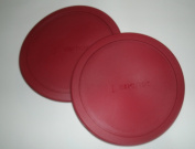 Anchor Hocking Replacement lid for 7 cup / 1.7l. Round, set of 2