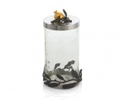 Michael Aram Olive Branch Pomegranate Canister Large
