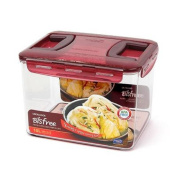 Lock & Lock Bisfree Airtight Rectangular Containers Two Handle type Kimchi container 10L /338- Fluid Ounce