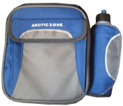 Arctic Zone Insulated Lunch Pack with Water Bottle - Blue