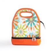 American Atelier Luminiere Lunch Bag, Multi Colour