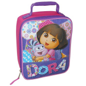 Dora Lunch Bag - Pink and Purple