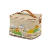 Studio Ghibli Totoro Design Utility Carrying Bag Canvas Pouch W8.13cm xH5.13cm xD6.13cm