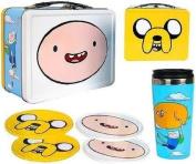 Adventure Time Bif Bang Pow! Exclusive Tin Tote Gift Set