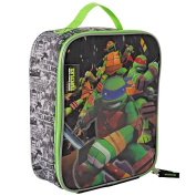 Teenage Mutant Ninja Turtles Gritty and Green Lunch Kit - Green/Black