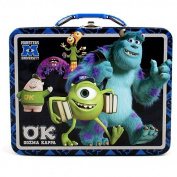 Monsters University Tin Lunch Box [OK - Oozma Kappa]