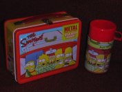 Simpsons Are We There Yet. Metal Lunchbox