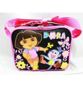 Lunch Bag - Dora the Explorer - Butterfly Black