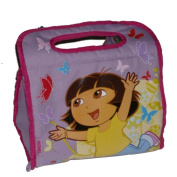 Dora The Explorer Soft Lunch Box Insulated Bag Lunchbox Sack Sak