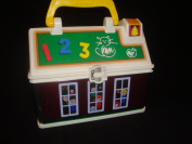 Fisher-Price Little People Play 'n Go School Lunch Box Style