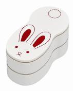 HAKOYA white rabbit lunch 50 748
