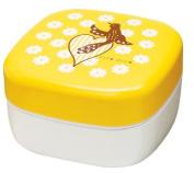 Masakazu [two-stage] lunch box picnic lunch Hummingbird Yellow 67 309