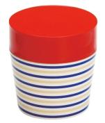 Masakazu BORDER cafe lunch round red