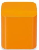 Masakazu . lunch box unit BENTO cube orange two-stage band with
