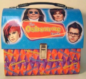 The Osbourne Family Full Size Tin Dome Lunch Box