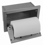 HBI PTH Hasty-Bake Stainless Steel Paper Towel Holder