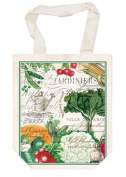Michel Design Works From My Garden French Market Bag