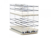 Spice Rack - Cabinet Mounted- 3 Drawers - 36 Capacity - New and Unique