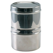 Stainless Steel Stacking Spice Canister - 6.4cm Diameter