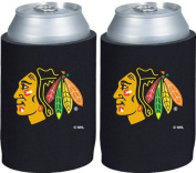 Officially Licenced NHL Chicago Blackhawks Can Koozie