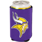Minnesota Vikings Purple Collapsible Can Cooler -