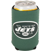 New York Jets NFL Green Collapsible Can Cooler -