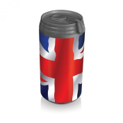 Picnic Time Insulated Micro Can Cooler Union Jack