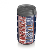 Picnic Time Insulated Micro Can Cooler, America's Pastime