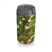 Picnic Time Insulated Micro Can Cooler, Camouflage Can