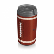 Picnic Time Insulated Micro Can Cooler, Football Can