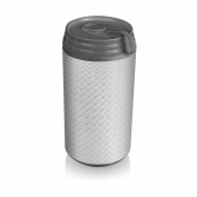 Picnic Time Insulated Micro Can Cooler, Steel Can